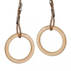 Kruhy ze dřeva