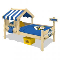 Dětská postel  Wickey CrAzY Sharky