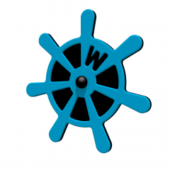 Kormidlo Wickey PRO Wheel veřejné