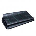 Netkaná mulčovací textilie 200x200 cm