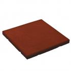 Gumová rohož 50x50x4,5 cm